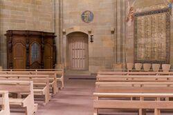 Beichtstuhl Liebfrauenkirche Trier 1280