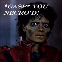 Necro Poster