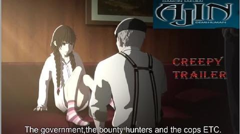 Ajin Demi Human Official English Dub Trailer netflix original