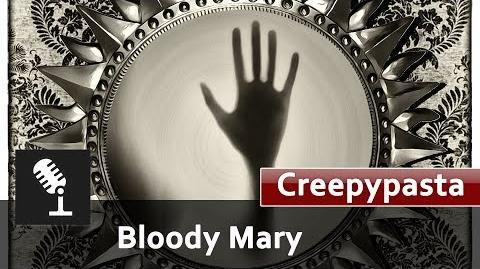 Bloody Mary, Bloody Mary, Bloody Mary - Creepypasta Deutsch German