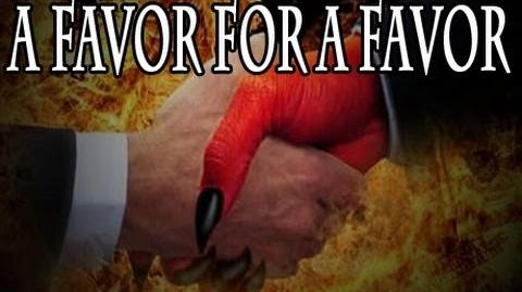 """A Favor for a Favor"" by Vincent V.Cava"