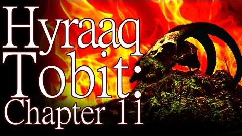 """Tobit Hyraaq Tobit"" (Chapter 11) by K"