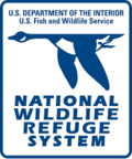 Wildlife refuge logo