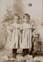 15) boy girl twins