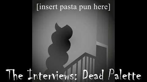 Insert Pasta Pun Here - Dead Palette