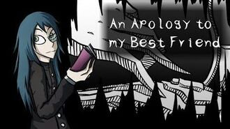 An Apology to my Best Friend -Hörbuch - Trauriges-