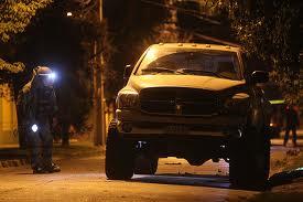 Camioneta negra