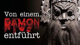 """Creepypasta """"Von einem Dämon entführt"""" German Deutsch"""