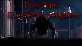 """El espectro japones """"Teke-Teke"""""""