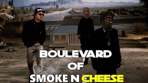 Boulevard of Smoke n Cheese