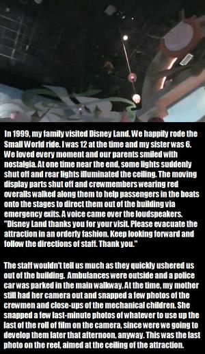 Disneyland creepypasta