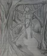 Él, esa cosa en el bosque 2