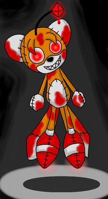 Tails Doll by shadow2rulez