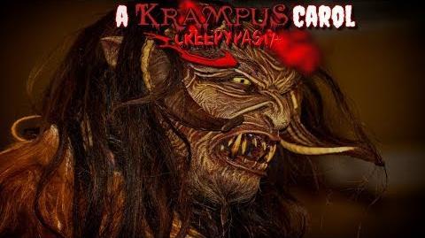 """A Krampus Carol"" Creepypasta Wikia Jake Wiklacz ""Nightmares at 3 AM"""