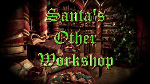 """ Santa's Other Workshop "" By Killahawke1 Fear Itself's Creepy Christmas 2017"