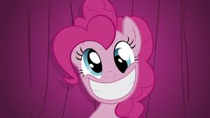 Pinkie Pie funny face