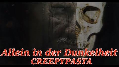 Allein in der Dunkelheit - German Creepypasta (feat. Seelensplitter)