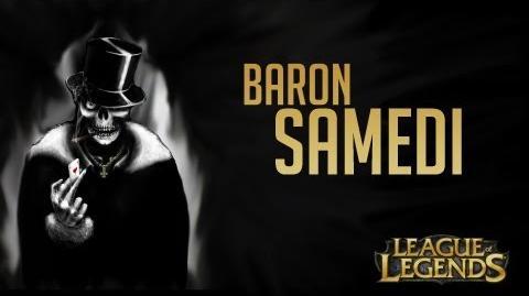 Baron Samedi - League of Legends Champion - Creepypasta german deutsch
