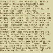 Datafragments