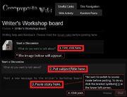 Writer's workshop help
