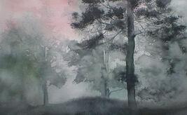 Dark-watercolor-painting