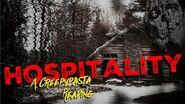 HOSPITALITY a Creepypasta Reading Psychological Horror Story