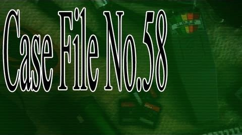 """Case File No.58"" by Fear Of"