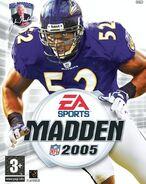 Maldicion de Madden 2005