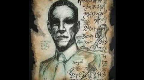 The Thing on the Doorstep by H P Lovecraft