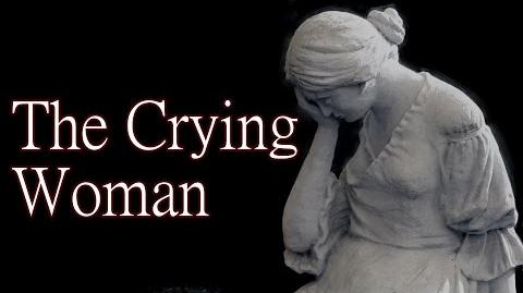 The Crying Woman