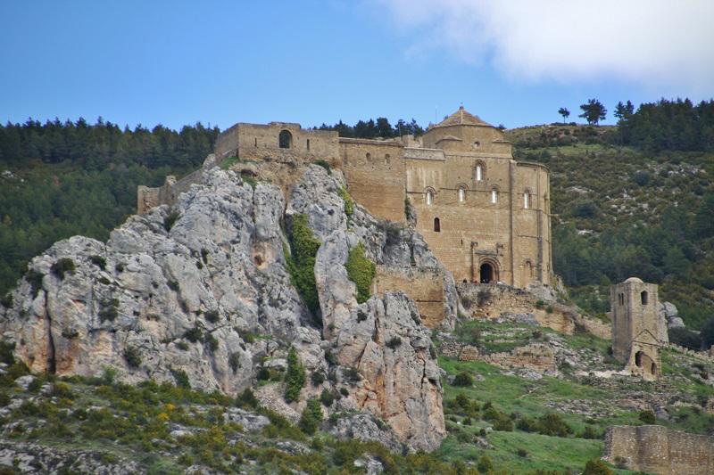 Los fantasmas del castillo de Loarre  Wiki Creepypasta  FANDOM
