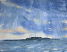 Island Watercolor