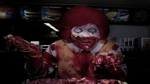 """McDonalds"" Creepypasta (German)"