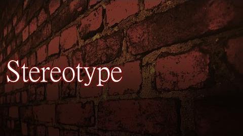 """Stereotype"" by Supersatan25 - Creepypasta"