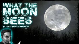 WHAT THE MOON SEES
