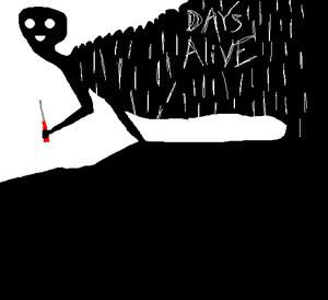 Days alive