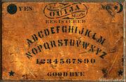 Ouijaminiboard s