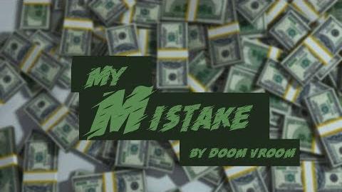 """My Mistake"" -- A Creepypasta Read"