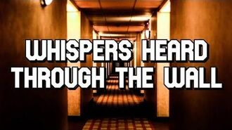 """Whispers Heard Through the Walls""-0"