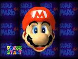 El incidente de Super Mario 64
