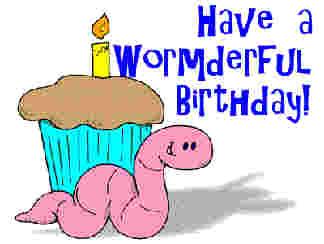 Birthday worm