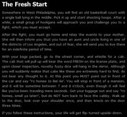 Thefreshstart