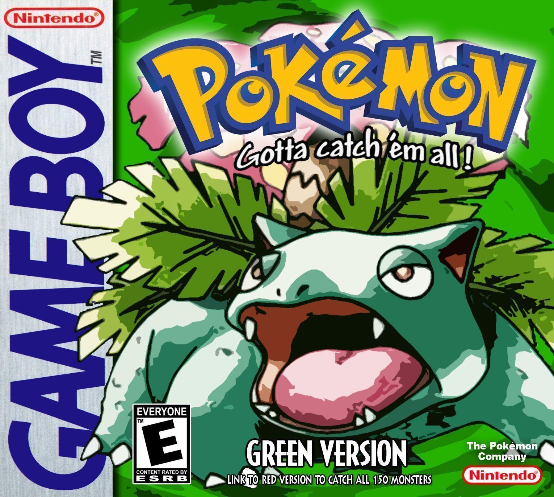 Resultado de imagen para pokémon green