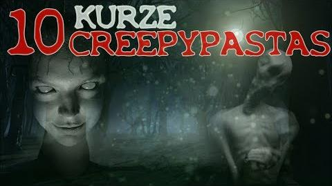 10 Kurze Creepypastas CREEPYPASTA-COMPILATION GERMAN DEUTSCH-1