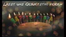 Lasst uns Geburtstag feiern Creepypasta German - Deutsch
