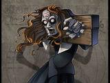 Zodiaco Negro – Los 13 fantasmas/Libra – La Peregrina