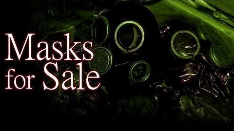 """Masks for Sale"" by Raidra - Creepypasta"