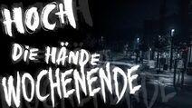Hoch die Hände Wochenende Creepypasta Creepy Pasta Horror Geschichte-0