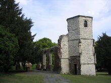 Holy Ghost Ruins - geograph.org.uk - 71774