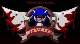 Sonic.exe - Monster (Skillet)